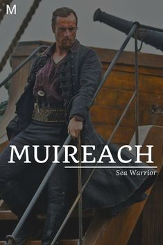 Muireach meaning Sea Warrior Names That Mean Warrior, Warrior Names, Name Inspiration, Character Inspiration, Guy Names Unique, Biblical Baby Names Boy, Names Girl, Names Baby, Fantasy Character Names