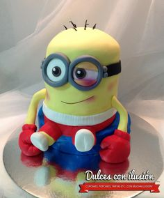 Munion boxer cake