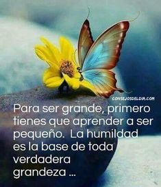 Wisdom Quotes, Bible Quotes, Bible Verses, Spanish Phrases, Spanish Quotes, Motivational Phrases, Inspirational Quotes, Spiritual Images, English Sentences