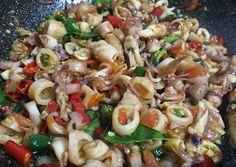 Unique Recipes, Asian Recipes, Healthy Recipes, Ethnic Recipes, My Favorite Food, Favorite Recipes, Seafood Recipes, Cooking Recipes, Malay Food