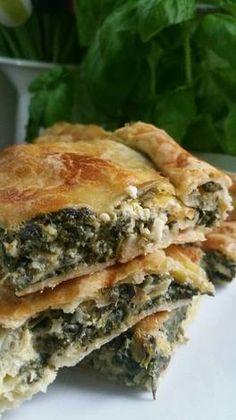 Carpaccio of duck breast - Healthy Food Mom Cookbook Recipes, Gourmet Recipes, Cooking Recipes, Healthy Recipes, Spinach Pie, Spanakopita, Greek Recipes, Food Print, Bakken