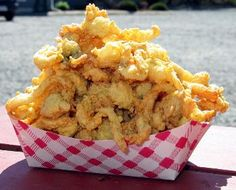 MAINE FRIED CLAMS