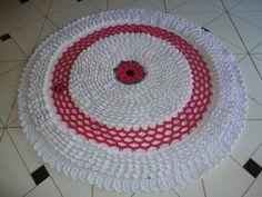 Uma das minhas obras, simplismente lindo....versao branco com rosa...