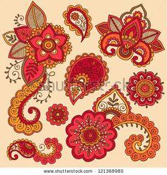 Tattoo Idea!...tp....top right lotus!!!!
