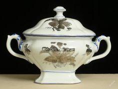 Klášterec 1850 - Luxusní terina - (E894)