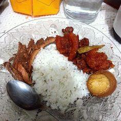 レシピとお料理がひらめくSnapDish - 3件のもぐもぐ - gudeg yu' djum by vitantri