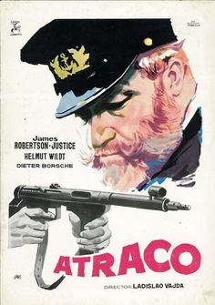 "Atraco (1963) ""Das Feuerschiff"" de Ladislao Vajda - tt0055980"