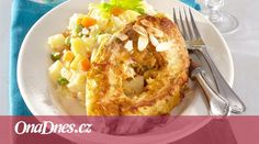 Už vymýšlíte, co budete chystat na štědrovečerní tabuli? Tohle je náš tip! A zbylým vínem samozřejmě můžete rybu zapíjet za poslechu koled. Kefir, Macaroni And Cheese, Ethnic Recipes, Food, Mac And Cheese, Essen, Meals, Yemek, Eten