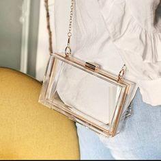2020 New Clutch Bag Fashion Transparent Bag Women's Party Purse Acrylic Banquet Red Handbag Evening Clutch Bag Wedding Purse Cute Crossbody Bags, Crossbody Clutch, Transparent Bag, Clutches For Women, Wedding Purse, Red Handbag, Purses And Handbags, Clutch Handbags, Backpack Handbags