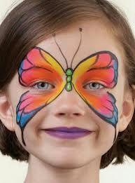 maquillaje fantasia mariposa - Buscar con Google