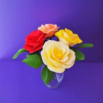 Gallery lifelike handmade crepe paper flowers amelis krepppapier gallery lifelike handmade crepe paper flowers amelis krepppapier blumen kreationen amelis lovely creations mightylinksfo
