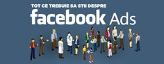 Tot Ce Trebuie Sa Stii Despre Facebook Ads [Infografic] Ecommerce, Infographic, Ads, Facebook, Infographics, E Commerce, Visual Schedules