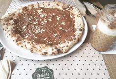 #whtspz #nutellapizza #healthy #diabetes #düsseldorf #nutella #lowcarb #familydate #cousine #zuckerschock #latte #macchiatto #chocolate #milk #whatspizza #loveit #schoko #almonds #paleowargestern #schmeckt #lecker #yummy #nutellalove #delicious #pizza #vollitalienisch  by peacelovejuli
