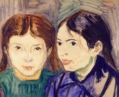 Neighborhood Children, Moshe Rynecki