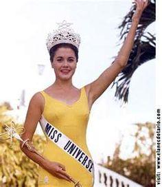 Corinna Tsopei..... Miss Universe 1964 from Greece.