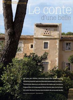 BOSC ARCHITECTES - MICHEL SEMINI paysagiste - SOPHIE BOSC décoration - bastide et pigeonnier