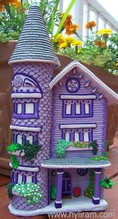 Purple Victorian (by Marilyn Morrison)