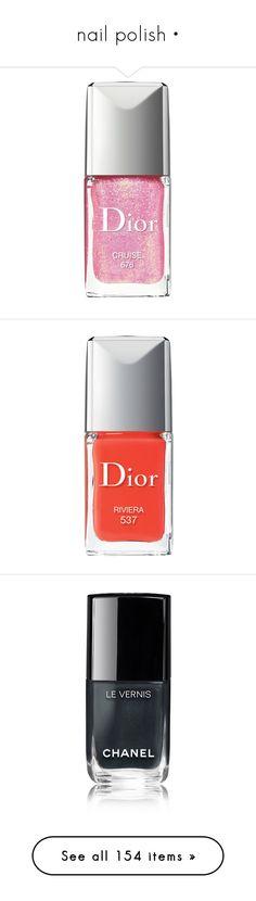 """nail polish •"" by rhiannonellery ❤ liked on Polyvore featuring beauty products, nail care, nail polish, nails, beauty, makeup, esmaltes, filler, gel nail color and gel nail polish"