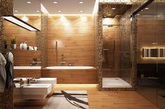 Holz als Trend für den Spa-Stil