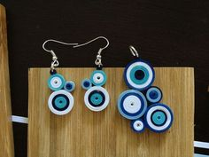 Picture of Quilled Paper Jewelry