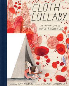 Ilustração de Isabelle Arsenault, do livro Cloth Lullaby
