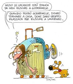 Vacanze al via! - Giorni Moderni