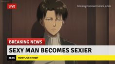 YEP - (Levi, AoT season 2)