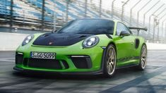 New 2018 Porsche 911 GT3 RS is a serious 520-hp sports machine