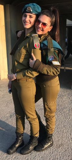 IDF - Israel Defense Forces - Women