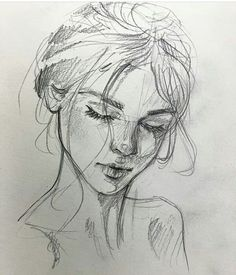Last sketch today ✍? This 10 mnts doodle describes me so well. Last sketch today ✍? This 10 mnts doodle describes me so well. Pencil Art Drawings, Art Drawings Sketches, Cool Drawings, Disney Drawings, Sketch Drawing, Girl Pencil Drawing, Face Sketch, Portrait Sketches, Illustration Art Drawing