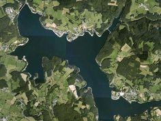 Lac de Pannecière – Grand lac public – La nièvre (58)