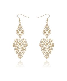 Gina Tricot -Drop earrings