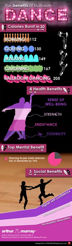 Benefits of Dancing