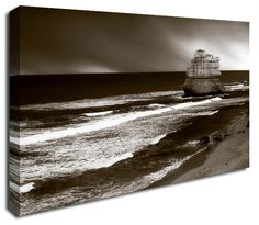 Simply Canvas have a variety of seascape canvas prints. Original wall art from Canvas Art, Canvas Prints, The Rock, Ocean, Brown, Products, Photo Canvas Prints, Canvas Paintings, Brown Colors