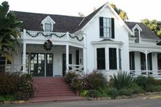 Stow House in Santa Barbara County, California