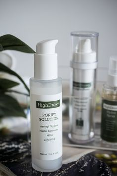Porify Solution Highdroxy Wirkstoffpflege reizarme Pflege Beauty