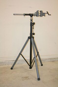 Another variation on the DIY bicycle repair stand