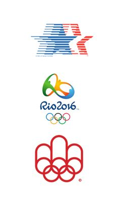 On the Creative Market Blog - Every Olympic Logo Rated by Design Legend Milton Glaser