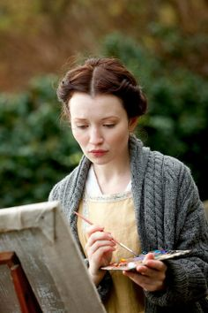 "Emily Browning - ""Summer in February"""