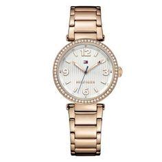 Relógio Tommy Hilfiger Feminino Aço Rosé - 1781590 Relógios Femininos,  Tommy Hilfiger, Bolsas 68b173af51