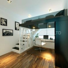 Home Room Design, Apartment Design, Home, Room Design Bedroom, House Rooms, Loft Room, Girl Bedroom Decor, Dream Rooms, Tiny House Design