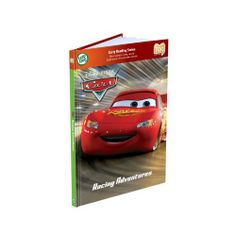 LeapFrog Tag Book: Disney Pixar Cars: Racing Adventures by LeapFrog. $13.97. Join Lightning McQueen and his friends from the world of Cars as he revisits some of his beloved racing adventures. Use the #1 selling Tag Reading System to bring this book to life. The Tag Learn to Read System library features 80+ interactive books, puzzles, maps and more. Find short and long vowel words, and learn about how the sound of a vowel changes when the letter R follows it in a word. This Ea...