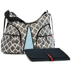 Amazon.com: Skip Hop Versa Diaper Bag, Sketch Diamond