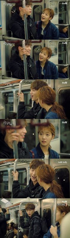 [Spoiler] 'Cheese in the Trap' Seo Kang-joon blushes as Kim Go-eun-I calls him oppa @ HanCinema :: The Korean Movie and Drama Database