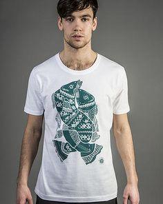 Bold And Brave   Shop   Organic t-shirts   UK. Zodiac. Organic T-shirt.