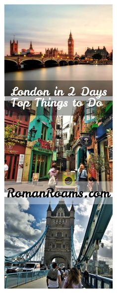 things to do in London in 2 days local guide collage London In 2 Days, Things To Do In London, London Tours, London Travel, Travel Europe, London What To See, Uk Destinations, London Places, Ireland Travel