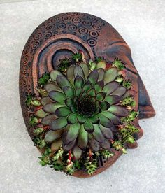 Ceramics by Anne Foxley at Studiopottery.co.uk - 2012. Wall Planter