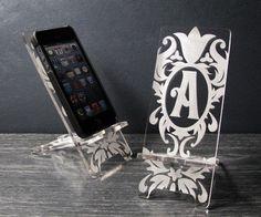 Monogram Phone Stand!!!