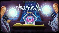 Adventure Time Title Card S4Ep20 You Made Me