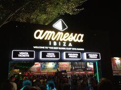 Amnesia Ibiza in San Antonio, Islas Baleares